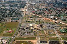 Texas Tech University, City Photo, History, Historia