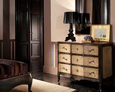 Elegancka także w sypialni!  #commode #italianstyle