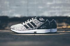 ADIDAS ZX FLUX WEAVE (GREY/BLACK) - Sneaker Freaker