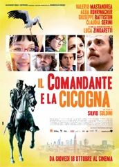 High resolution official theatrical movie poster ( of for The Commander and the Stork [aka Il comandante e la cicogna]. Image dimensions: 2143 x Directed by Silvio Soldini. 2020 Movies, Hd Movies, Movies And Tv Shows, Movie Tv, Solo Pizza, About Me Blog, Stork, Comedy, Movie Posters