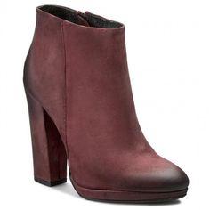 Botine CARINII - B3677 B73-000-PSK-B87 Booty, Shoes, Fashion, Moda, Swag, Zapatos, Shoes Outlet, Fashion Styles, Fasion