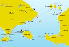 Fast boat to Lembongan and the Gili Islands with Semaya One fast boat - Gilibookings.com
