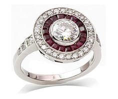 2.50 CT PINK & WHITE SOLITARE DIAMOND ENGAGEMENT RING WITH 14 K WHITE GOLD #A4 #Solitaire
