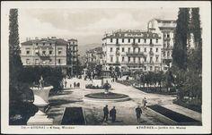 Το άγαλμα της πλατείας Βικτωρίας τοποθετήθηκε αρχικά στην πλατεία Συντάγματος