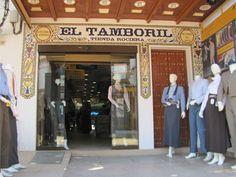 Tienda El Tamboril http://www.ceramicacampos.com/catalogo/rotulos.html