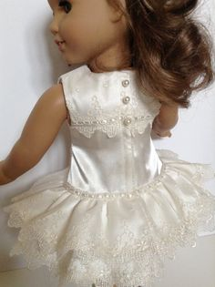 RESERVED FOR A. ADAM...American Girl 18-inch by HFDollBoutique