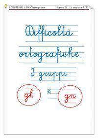 difficoltà ortografiche