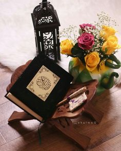 Have you ever thought that the Quran that we read now is actually the words of Allah, spoken by The Lord of the Heavens and the Earth ! Islamic Images, Islamic Pictures, Islamic Art, Muslim Pictures, Islamic Quotes, Islamic Wallpaper Hd, Quran Wallpaper, Allah Islam, Islam Quran