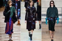 Fall 2014 Trend of the 40s Glamour   #fashiontrends