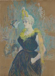 Cha-U-Kao au Moulin Rouge, 1895 par Henri de Toulouse-Lautrec Henri De Toulouse Lautrec, Manet, Art Nouveau, Art Du Cirque, Giovanni Boldini, Renoir, Klimt, William Morris, French Artists