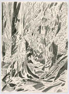 Liam Stevens : Sketchbook