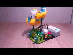 Lego WeDo 2.0 - Dancing Birds - Tańczące ptaszki - YouTube