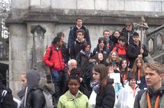 """Dans le """"viseur"""" : fil info sur tous les """"fronts"""" !: Les jeunes s'investissent plus depuis les attentat..."""