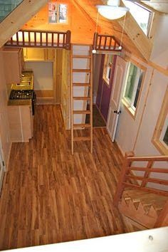 In the Tiny house I really really Like*
