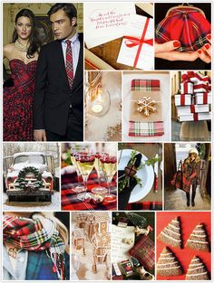I love everything about this inspiration board. The clothes, the event inspiration, the colour...all of it!