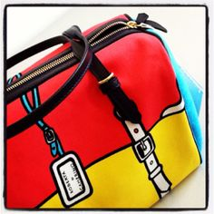 Just in: Roberta Di Camerino handbag