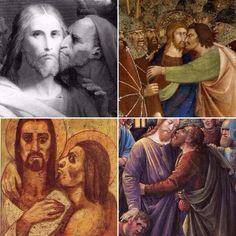 Judas' biggest crime was never understanding personal space. -D