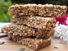 No-Bake Almond Protein Bars - Rosanna Davison Nutrition Healthy Snack Bars, Filling Snacks, Baking Tins, Protein Bars, Something Sweet, Healthy Nutrition, Tray Bakes, Sugar Free, Cravings