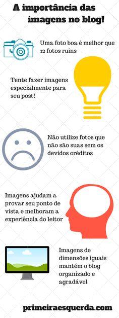 Blogando - A importância das Imagens - Home