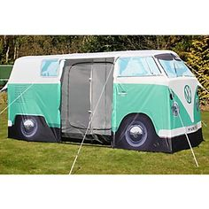 NEED THIS TENT. The only way my hippie van dream will come true :p