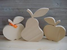 Wood Toys Good-in-wood wood deco at Dawanda Wooden Art, Wooden Crafts, Custom Woodworking, Woodworking Projects, Woodworking Beginner, Intarsia Woodworking, Hobbies And Crafts, Diy And Crafts, Creation Deco