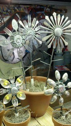 Ed's Spoon flowers