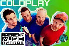 Chris Martin Brasil: Vote: Coldplay como 'Artista Favorito de Rock' no 'AMA 2016'