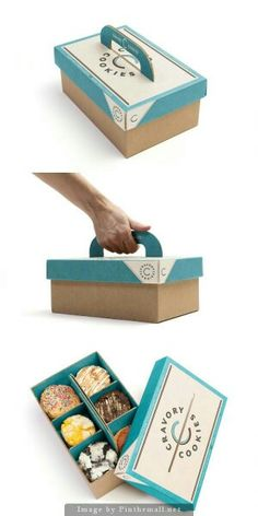 Creative Packaging: Excellent Designs of Paper Bags and Box ...