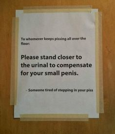 Funny Signs of the Day - 20 Pics (03.29.2014) | Funny Signs