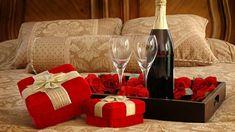 decoracion romántica para san Valentín