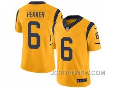http://www.jordannew.com/nike-los-angeles-rams-6-johnny-hekker-gold-mens-stitched-nfl-limited-rush-jersey-top-deals.html NIKE LOS ANGELES RAMS #6 JOHNNY HEKKER GOLD MEN'S STITCHED NFL LIMITED RUSH JERSEY TOP DEALS Only $23.00 , Free Shipping!