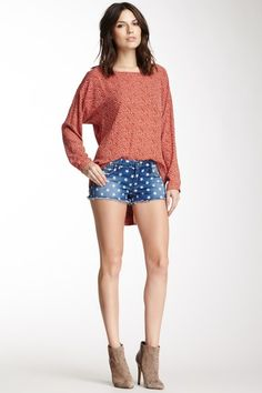 Star Spangled Short by Frankie B. on @HauteLook