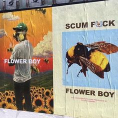 POSTER 21.07.17 TYLER, THE CREATOR - SCUM FUCK FLOWER BOY 1. Foreward (ft. Can & Rex Orange Country) 2. Where This Flower Blooms (ft. Frank Ocean) 3. Sometimes... 4. See You Again (ft. Kali Uchis) 5. Who Dat Boy? (ft. A$AP Rocky) 6. Pothole (ft. Roy Ayers) 7. Garden Shed (ft. Estelle) 8. Boredom 9. I Aint Got Time! 10. 911 / Mr. Lonely (ft. Steve Lacy, Anna of the North, Frank Ocean) 11. Dropping Seeds (ft. Lil Wayne) 12. November 13. Glitter 14. Enjoy Right Now Today