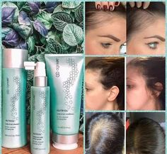 The results keep coming with the new Nutriol product line Rare❓ Fall❓ Would you grow it❓Want healthier, finer hair❓ Then you need this too; Nutriol Shampoo, Nu Skin Ageloc, Skin Care Routine Steps, Hair System, Fuller Hair, Body Hacks, Hair Serum, Anti Aging Skin Care, Hair Treatments