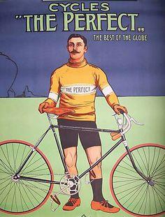 Vintage Bicycle Advert 1900-1920
