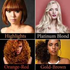 Red hair is considered the most attractive of all hair colors. You must take proper care in order to maintain its shine and color. Here are a few interesting hair coloring ideas for redheads. Which Hair Colour, Color Your Hair, Skin Undertones, Makeup Yourself, Red Gold, Redheads, Red Hair, Hairstylists, Hair Coloring