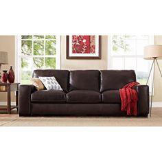 $1,299.99 Costco   NatuzziGroup Lucca Top Grain Italian Leather Sofa