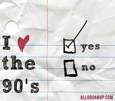 19 Perks of Growing Up in the 90′s - <3 ska, TGIF,  Real Freaking Cartoons,  and The Art of Passing a Note *le sigh*