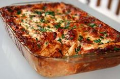 Sunday Dinner: No-Holds-Barred Lasagna Bolognese No-Holds-Barred Lasagne Bolognese No Boil Lasagna, Cheese Lasagna, Slider Buns, Lasagne Bolognese, Best Lasagna Recipe, Sunday Dinner Recipes, Poblano, Chefs, Chicken Livers