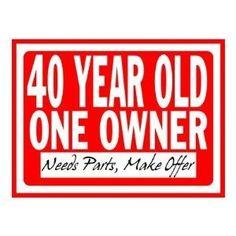 Resultado de imagen de ideas para cumpleaños 40 años