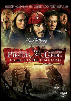 Piratas del Caribe: en el fin del mundo (2007) EEUU. Dir: Gore Verbinski. Aventuras. Fantástico. Acción. Comedia. S. XVII - DVD CINE 842