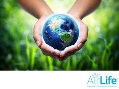 Por un ambiente más limpio. LAS MEJORES SOLUCIONES EN PURIFICACIÓN DEL AIRE. En AirLife, contribuimos a mejorar la calidad del aire, implementando tecnología que nos permite purificar distintos espacios expuestos a agentes contaminantes. Te invitamos a conocer más sobre nuestros servicios en www.airlifeservice.com. #airlife