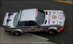 '74 BMW 3.0 CSL by pontfire