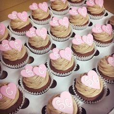 engagement cupcakes - Google Search