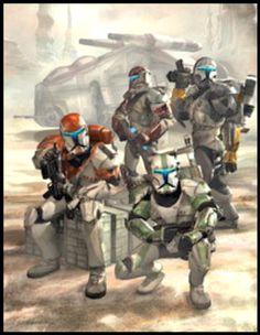 Delta squad Fixer, Boss, Sev, Scorch