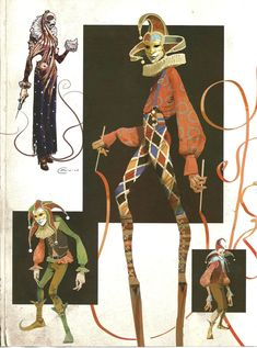 Concept art for the game BioShock To upload BioShock 2 Concept Art, visit Special:Upload. ([[Category:BioShock 2 Concept Art]]) Add images to pages using [[File:Filename. Pierrot Clown, Le Clown, Poses References, Animation, Character Design Inspiration, Aesthetic Art, Drawing Reference, Graphic, Art Inspo