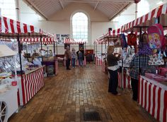 Some of our lovely stallholders