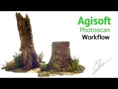 Agisoft Photoscan to Cinema 4D Examples - YouTube