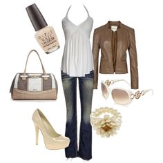 Soft and Sweet, created by sharon-grisnich on Polyvore