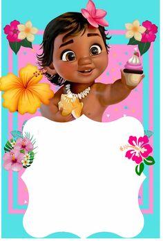 Moana Birthday Decorations, Moana Birthday Party Theme, Moana Themed Party, Disney Princess Birthday, Moana Party, Balloon Column Kit, Christian Baby Shower, Festa Moana Baby, Hawaiian Birthday